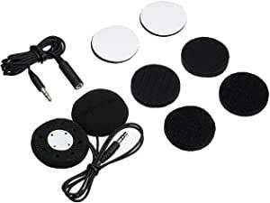 画像: B+COMで有名なサイン・ハウスからも同様の有線式ヘルメットスピーカーは販売されています。