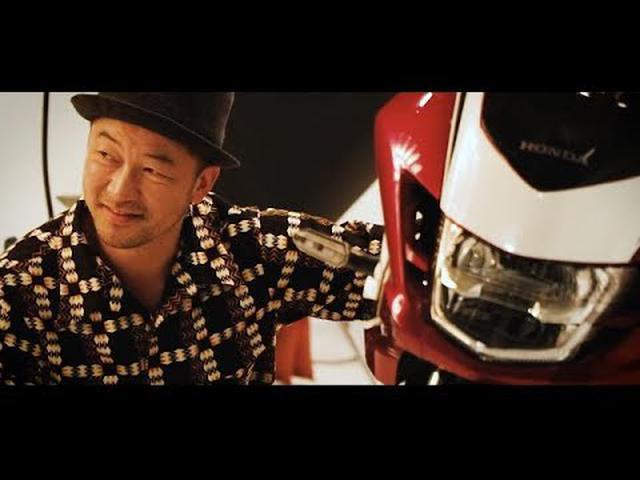 画像: 「Honda Dream」が俳優・浅野忠信さんをイメージモデルに起用! - webオートバイ