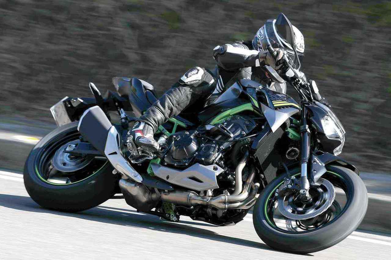 画像: 【試乗インプレ】カワサキ「Z900」(2020年モデル)装備を充実させてパフォーマンスと魅力をアップ! フロントマスクのデザインも一新 - webオートバイ