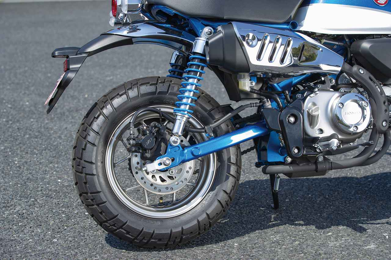 Images : 4番目の画像 - ホンダ「モンキー125」 - webオートバイ