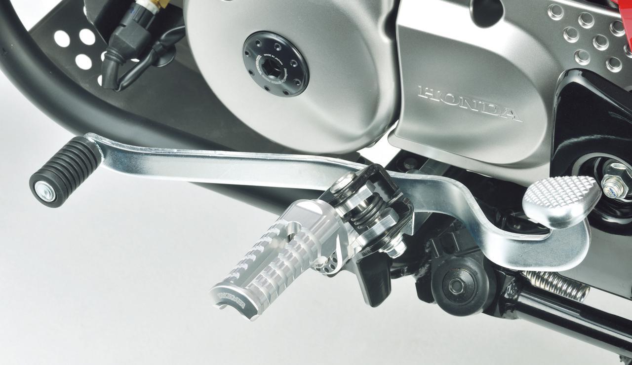 Images : 2番目の画像 - ホンダ「CT125・ハンターカブ」カスタムパーツ - webオートバイ