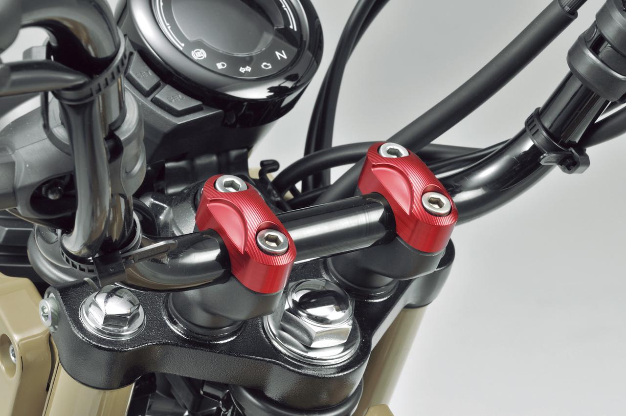 Images : 11番目の画像 - ホンダ「CT125・ハンターカブ」カスタムパーツ - webオートバイ