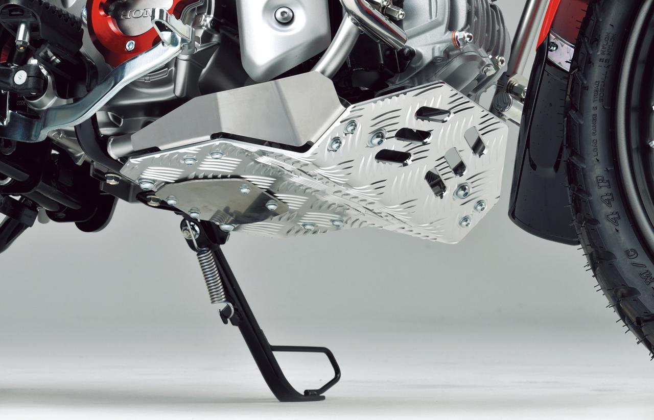 Images : 7番目の画像 - ホンダ「CT125・ハンターカブ」カスタムパーツ - webオートバイ