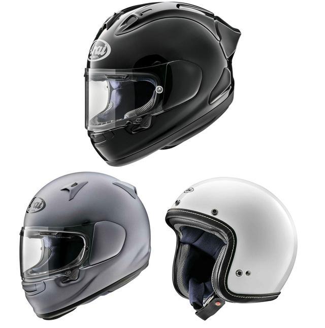 画像: アライヘルメット2020年新製品情報〈まとめ〉「RX-7X FIM レーシング #1」「アストロ GX」「クラシック・エアー」の発売予定時期 - webオートバイ