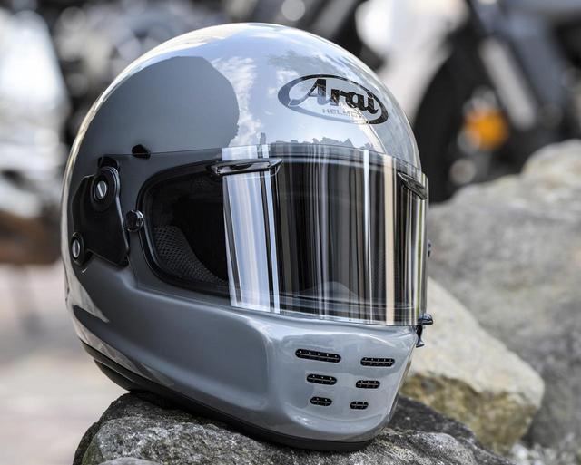 画像: アライヘルメット「ラパイド・ネオ」の紹介記事 - webオートバイ
