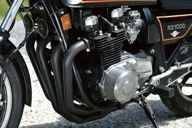 画像: 上質でパワフルなエンジンは振動の少なさも魅力。