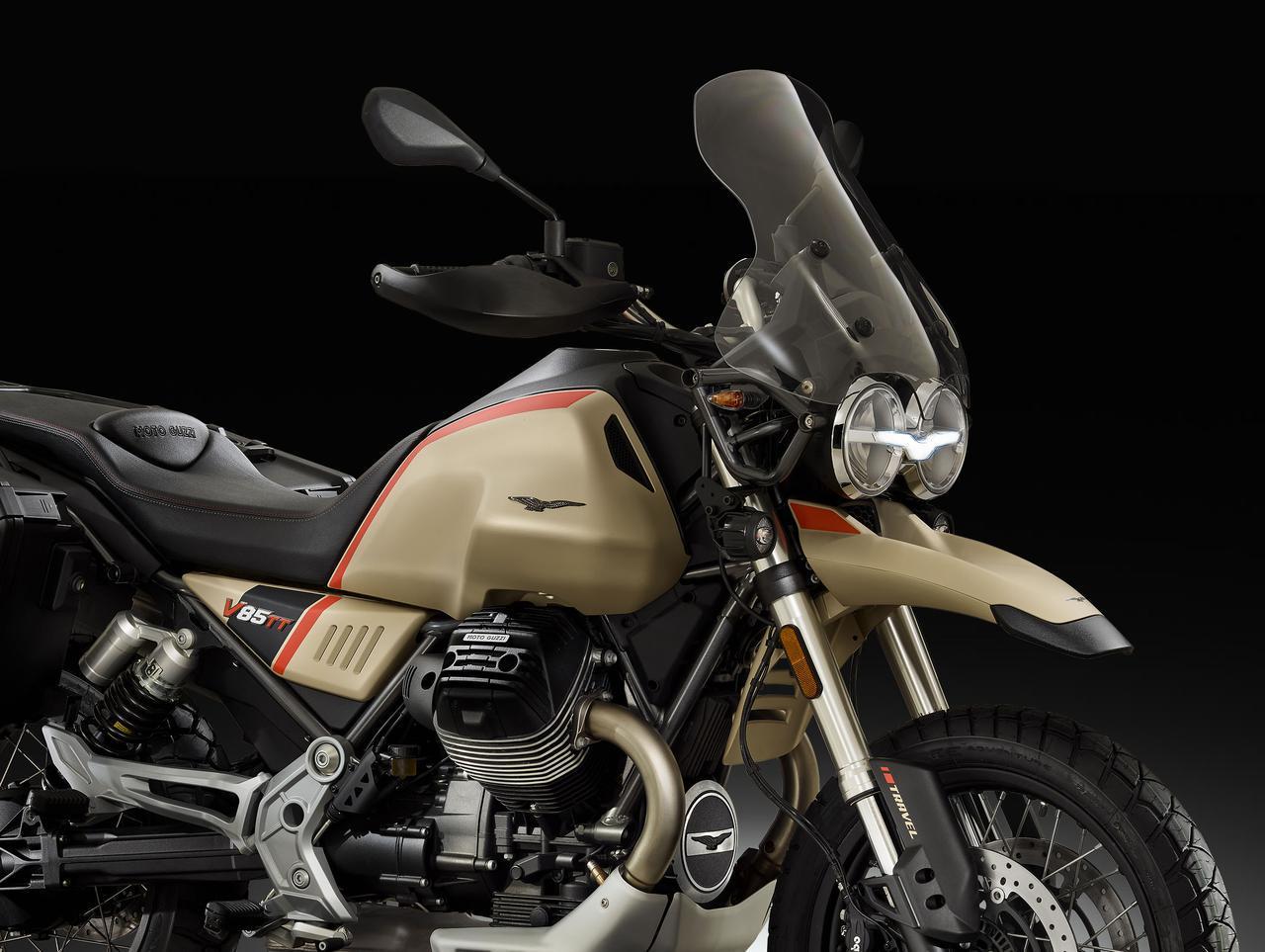 画像: モト・グッツィの新ADVモデル「V85TT Travel」が日本でも発売!- webオートバイ