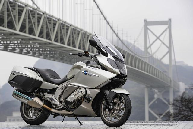 画像: BMW K1600GTL