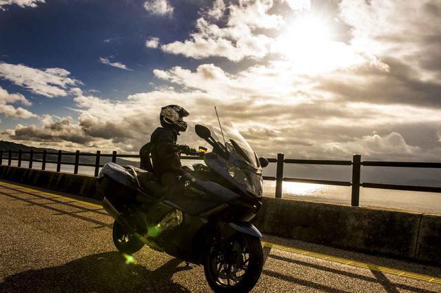 画像5: 東京から800km先の島根県、深夜の出発で宍道湖の夕日を狙う!
