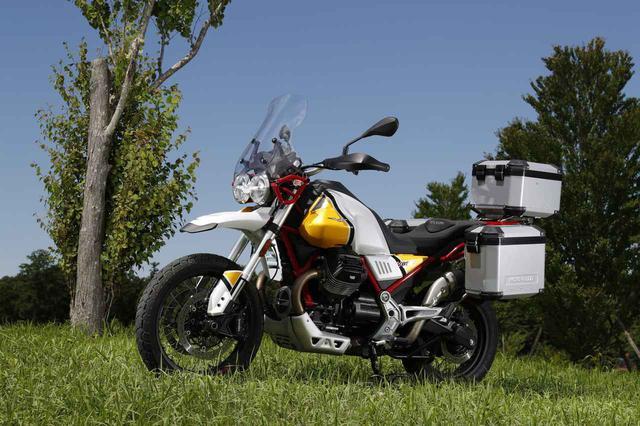 画像: モト・グッツィ「V85TT」解説&試乗インプレ - webオートバイ