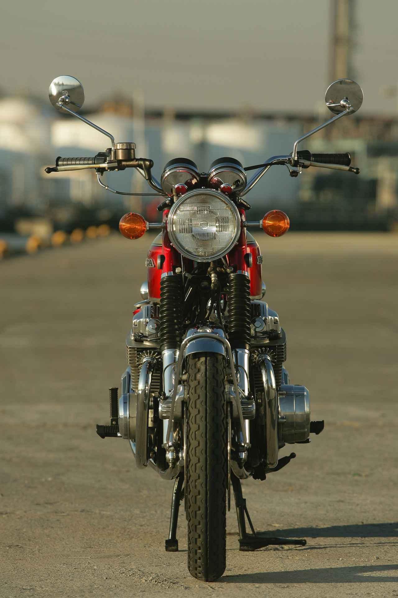 画像1: ホンダ「CB750Four(K0)」誕生ヒストリー|日本のビッグバイクの歴史はすべてここから始まった