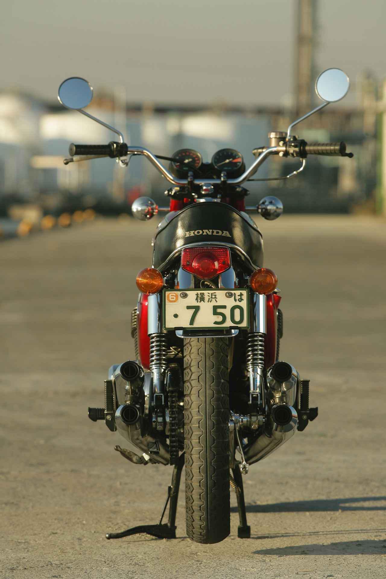 画像2: ホンダ「CB750Four(K0)」誕生ヒストリー|日本のビッグバイクの歴史はすべてここから始まった