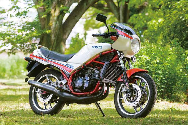 画像: <RZの名を受け継ぎしものたち>YAMAHA RZ250R(1983年) - webオートバイ