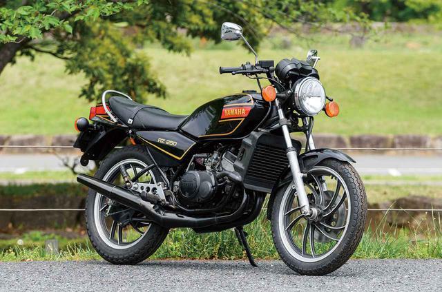 画像: <RZの名を受け継ぎしものたち>YAMAHA RZ250 4L3(1980年) - webオートバイ
