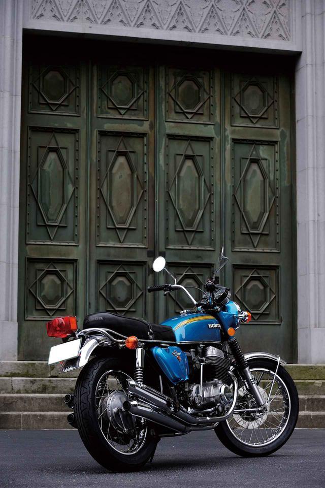 画像: 脈々と流れる空冷4気筒の血統【HONDA CB】#ROOTS of BRAND - webオートバイ