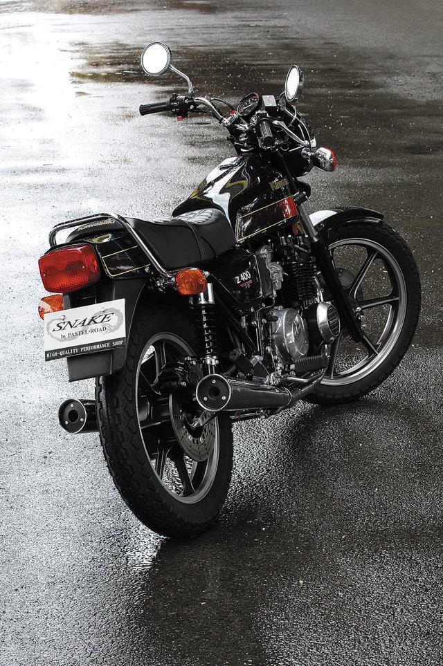 画像1: カワサキ「Z400FX」歴史解説&車両紹介|4気筒400ccブームに火をつけた等身大のヒーロー! Zは丸から角へと進化、男カワサキの出発点