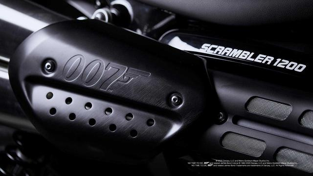 画像: Scrambler 1200 Bond Edition