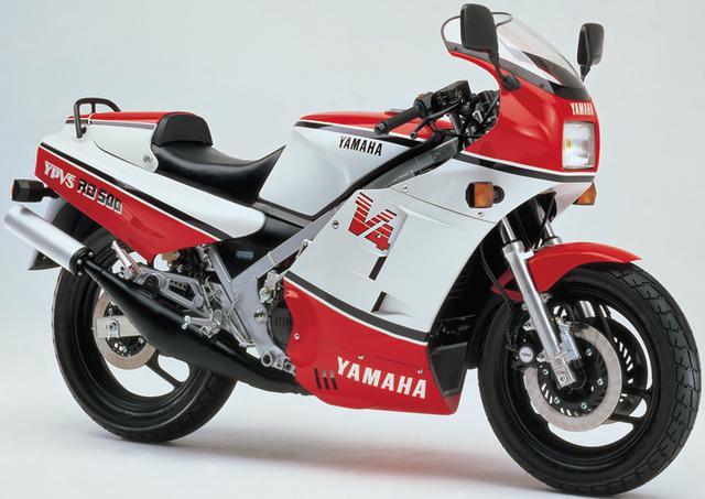 画像11: ヤマハ「RZ」の歴史を一気に振り返る! RZヒストリー(1980-1992)【Heritage&Legends】