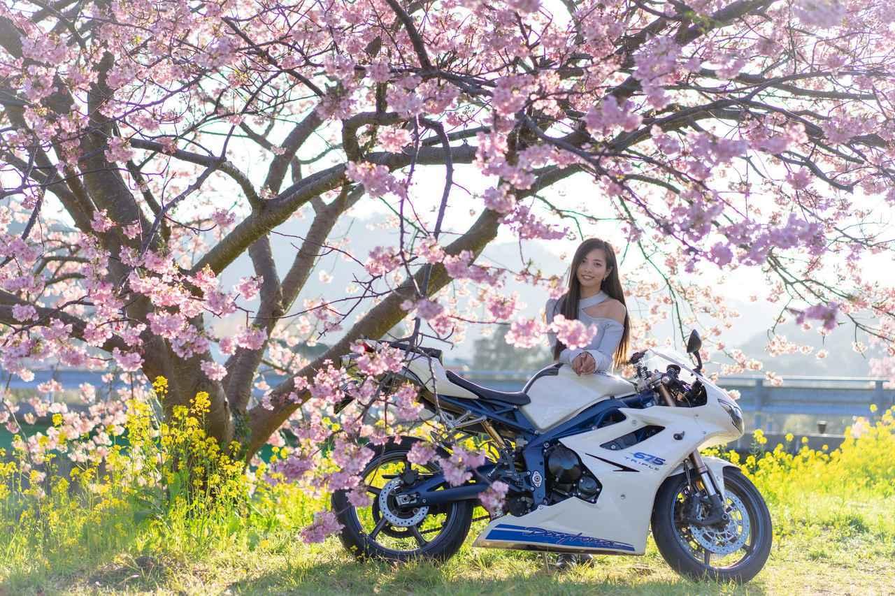 画像: まずは自己紹介! 初めまして「Ruriko」です! - webオートバイ