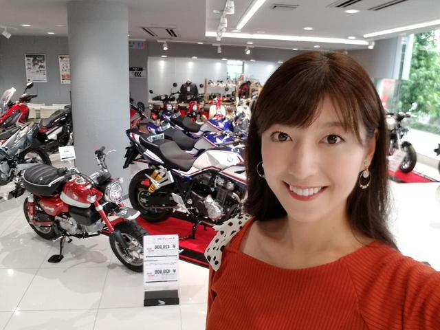画像: 念願の愛車を購入しました((o(。>ω<。)o))♡ ホンダCBR650Rです!(大関さおり) - webオートバイ