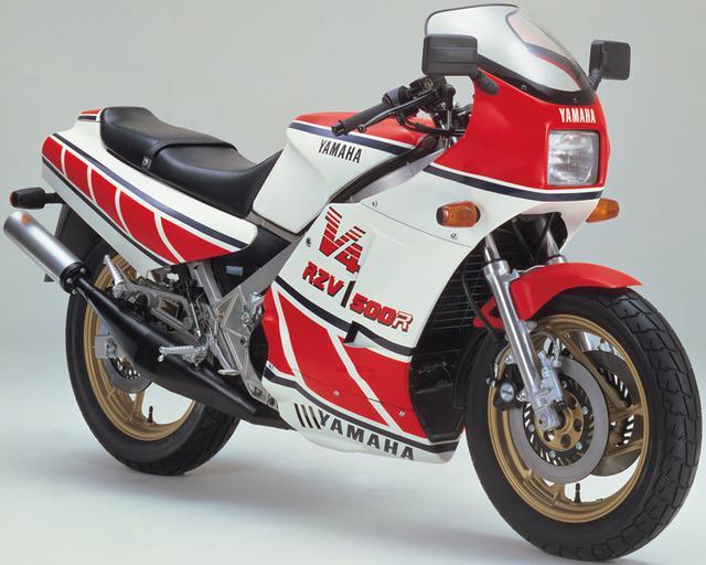 画像10: ヤマハ「RZ」の歴史を一気に振り返る! RZヒストリー(1980-1992)【Heritage&Legends】