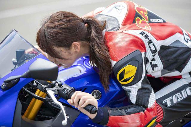 画像5: 大関さおり × ヤマハ「YZF-R25」最高速チャレンジ【オートバイ女子部のフォトアルバム】
