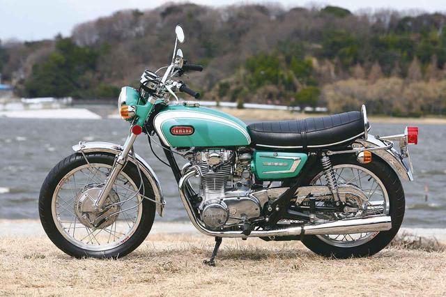 画像2: ヤマハ「650XS1」誕生の歴史