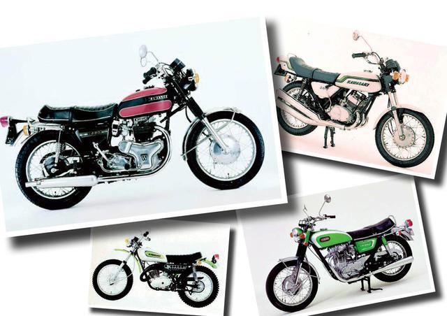 画像: カワサキW1SAが登場した時代、ほかにはどんなバイクが現れた?(1966-1971年) - webオートバイ