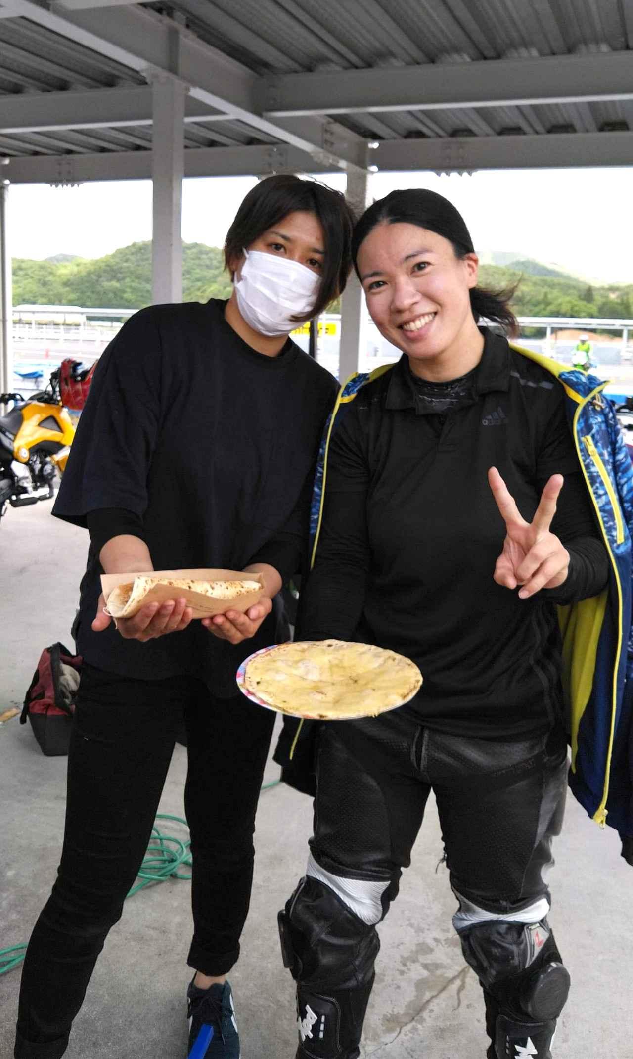 画像: ピザおいしそう!そして楽しそう(*^^*)