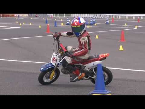 画像: 2020 5 24 Boy Chiharu 選手 CRF50F www.youtube.com
