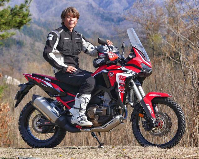 画像: 「三橋淳のアフリカツイン 北駆南走」第7回「ステキな自分仕様」 - webオートバイ