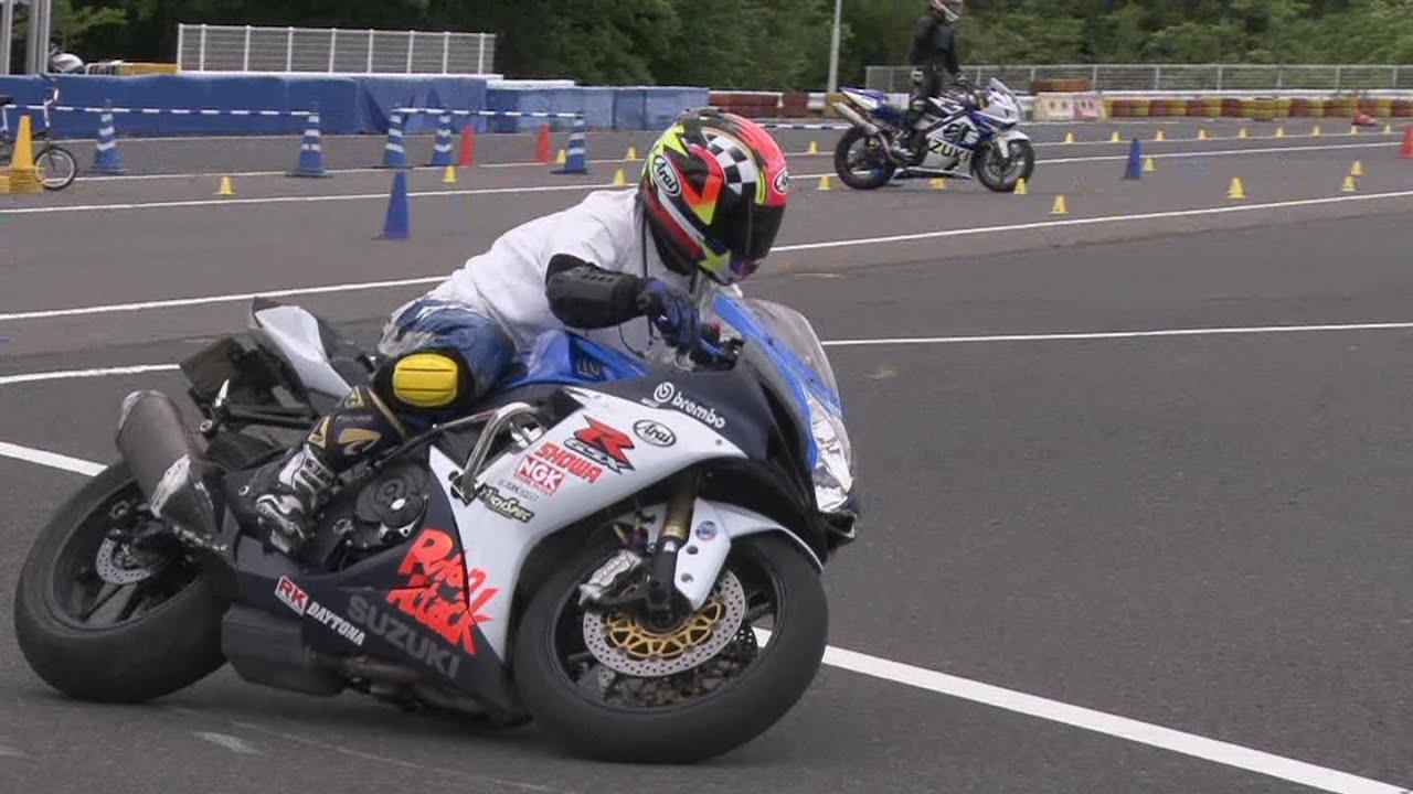 画像: 2020 5 24 マサキ 選手 GSX-R750 1 www.youtube.com