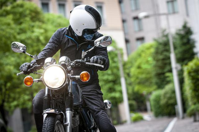 画像2: SR400って、実はツーリングが楽しいバイク