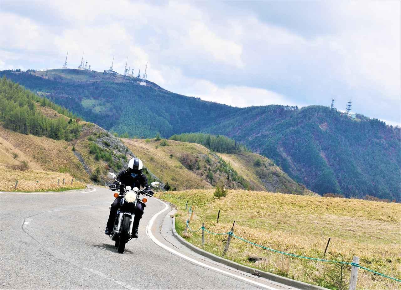 画像1: SR400って、実はツーリングが楽しいバイク