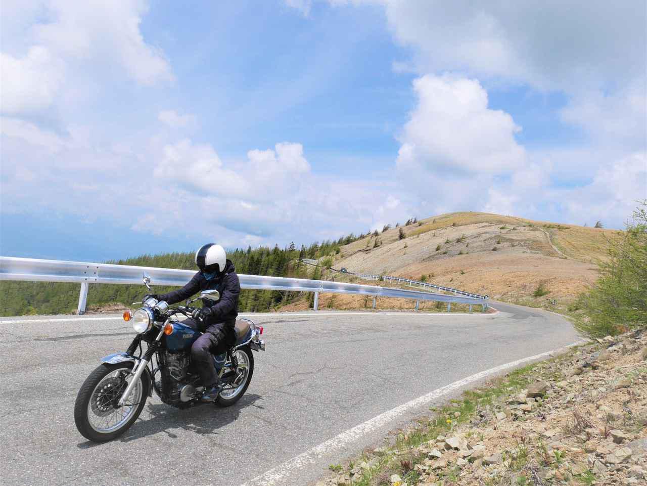 画像4: SR400って、実はツーリングが楽しいバイク