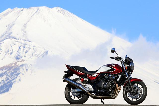 画像: ホンダ CB400 SUPER FOUR