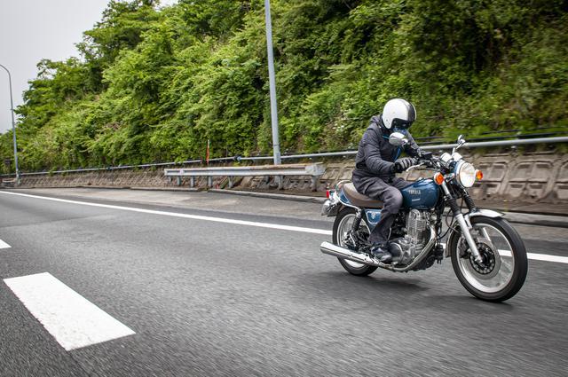 画像1: 高速道路はSR400の『弱点』か?