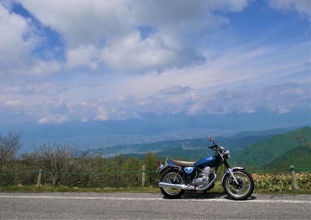 画像3: SR400って、実はツーリングが楽しいバイク