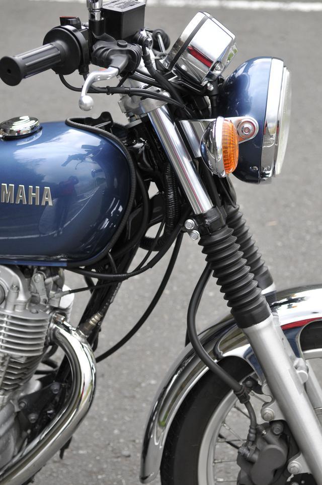 画像: 《中編》ヤマハSR400はカスタムするにしても、ノーマルで楽しむにしても『新車』から乗るべきバイク【YAMAHA SR400】