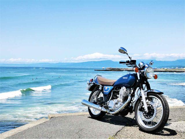 画像: SR400は旅で愛が深まる。排気量も性能も関係ない! - webオートバイ
