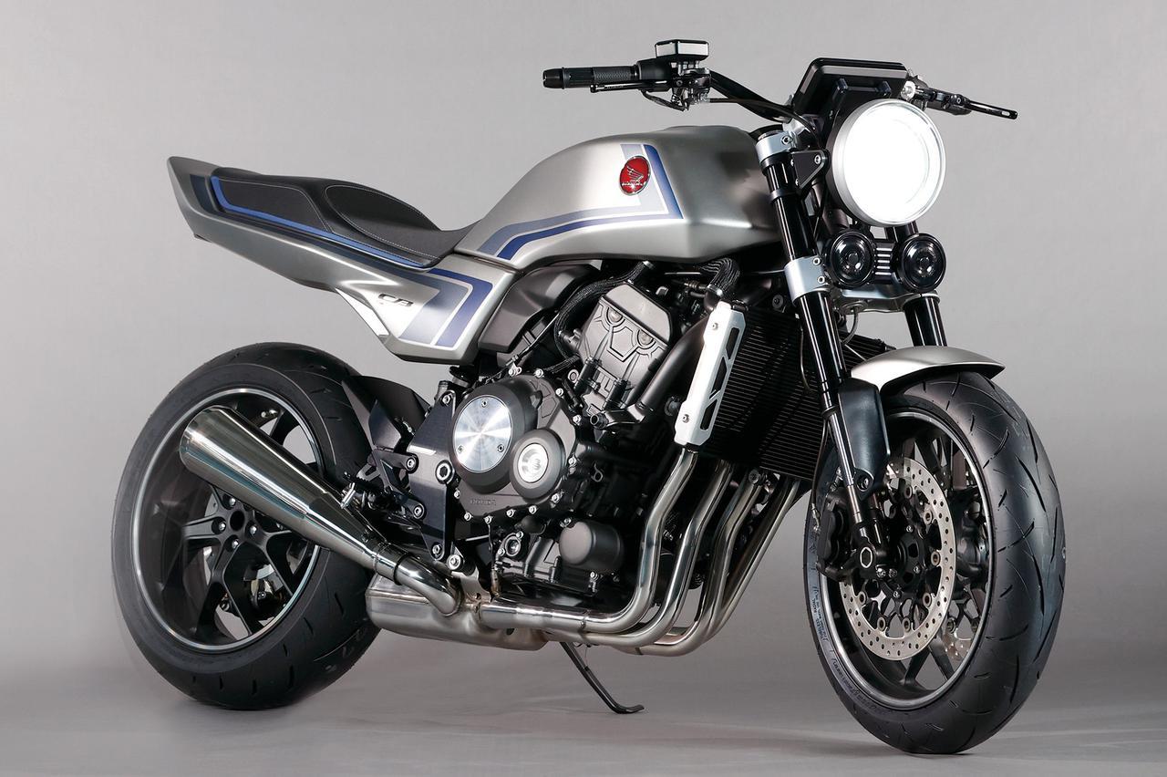 Images : 5番目の画像 - ホンダ「CB-Fコンセプト」 - webオートバイ