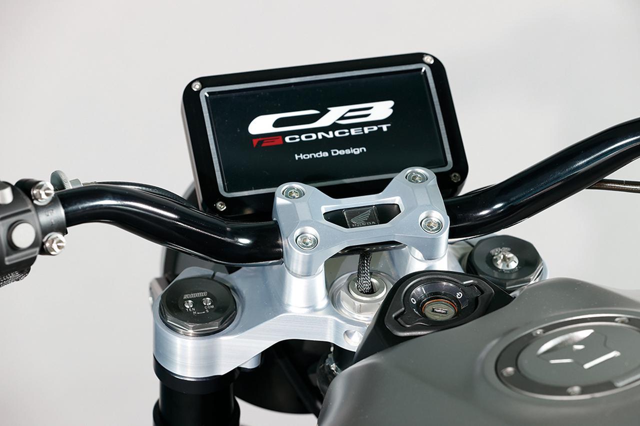 Images : 7番目の画像 - ホンダ「CB-Fコンセプト」 - webオートバイ