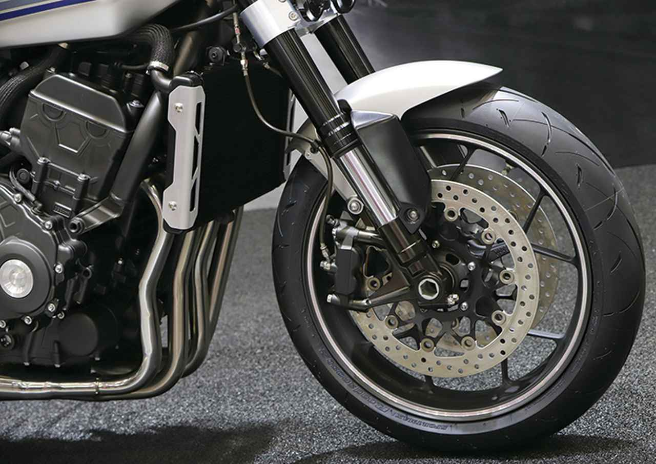 Images : 10番目の画像 - ホンダ「CB-Fコンセプト」 - webオートバイ