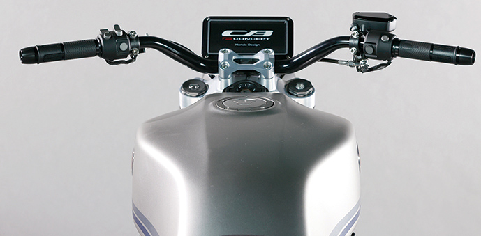 Images : 3番目の画像 - ホンダ「CB-Fコンセプト」 - webオートバイ