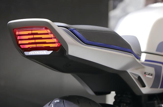 Images : 2番目の画像 - ホンダ「CB-Fコンセプト」 - webオートバイ