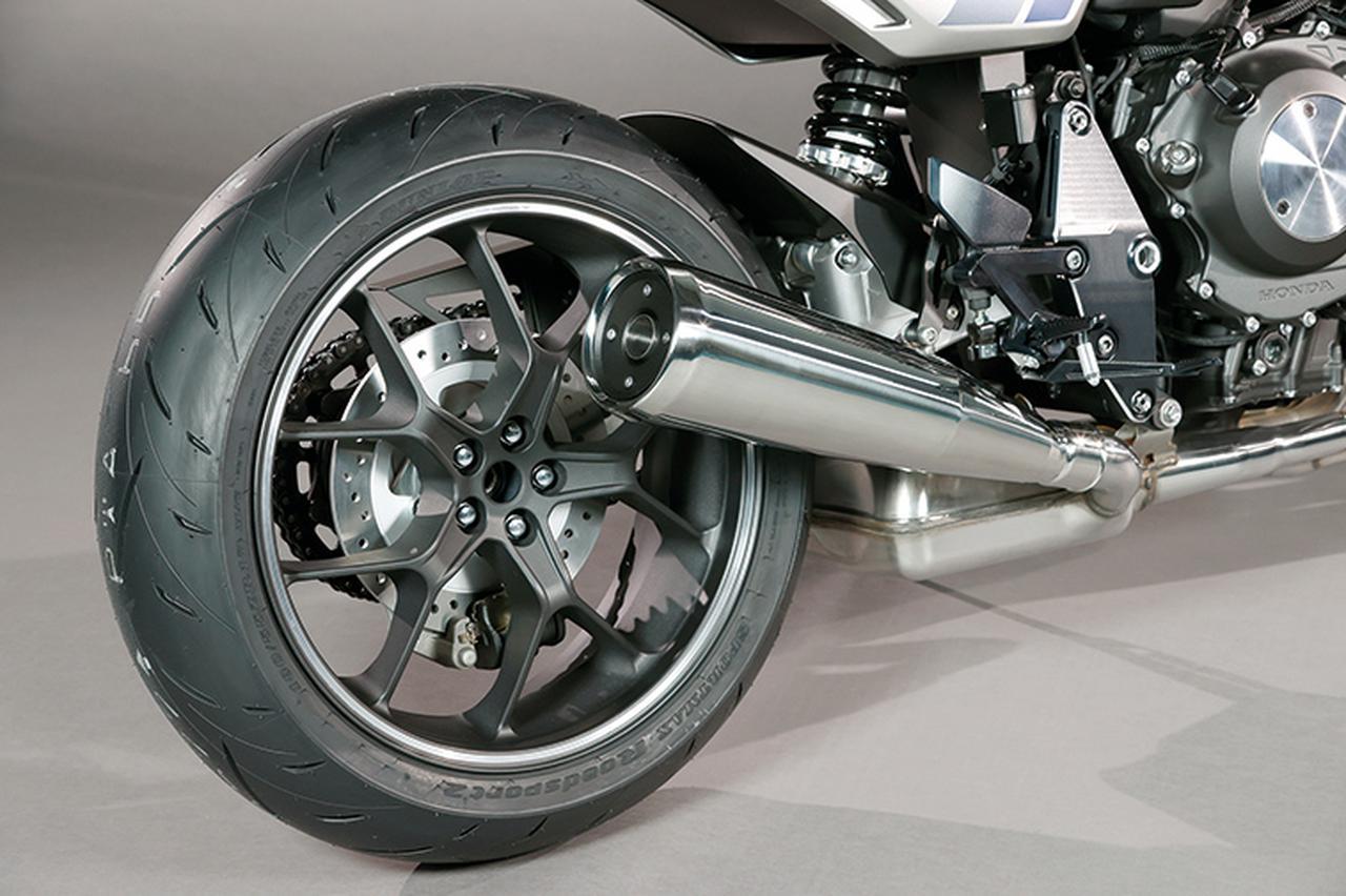 Images : 4番目の画像 - ホンダ「CB-Fコンセプト」 - webオートバイ
