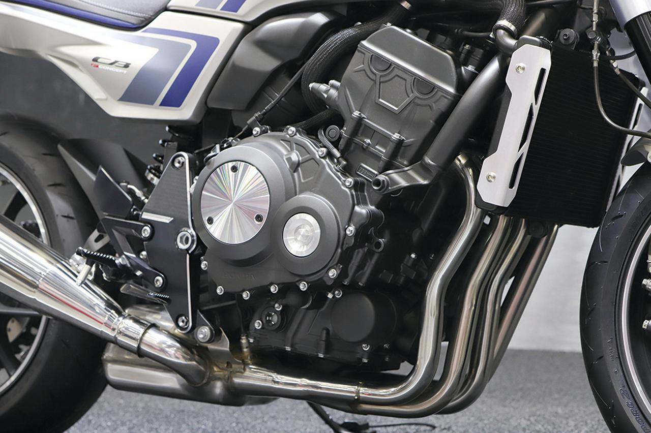 Images : 11番目の画像 - ホンダ「CB-Fコンセプト」 - webオートバイ
