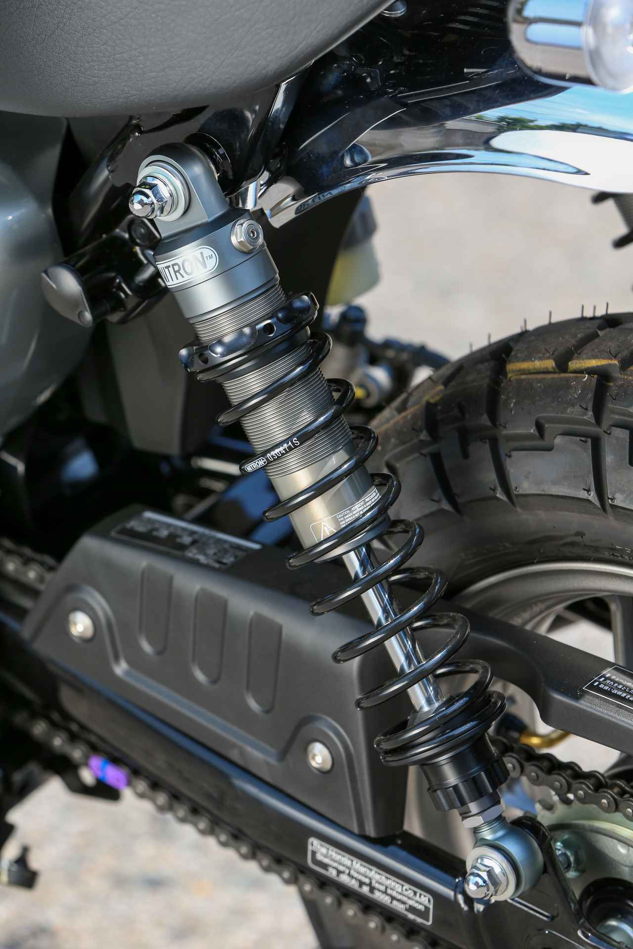 Images : 21番目の画像 - 気になるモンキーFSの写真をもっと見る! - LAWRENCE - Motorcycle x Cars + α = Your Life.
