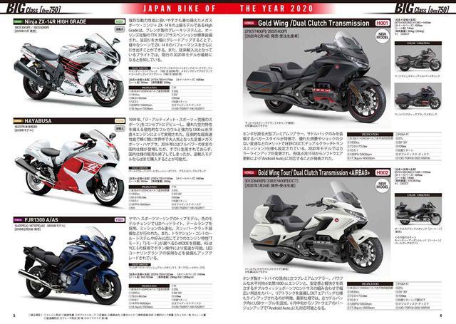 画像2: みんなで決める今年の人気No.1バイク! 第42回「ジャパン・バイク・オブ・ザ・イヤー」の投票受付を開始しました!