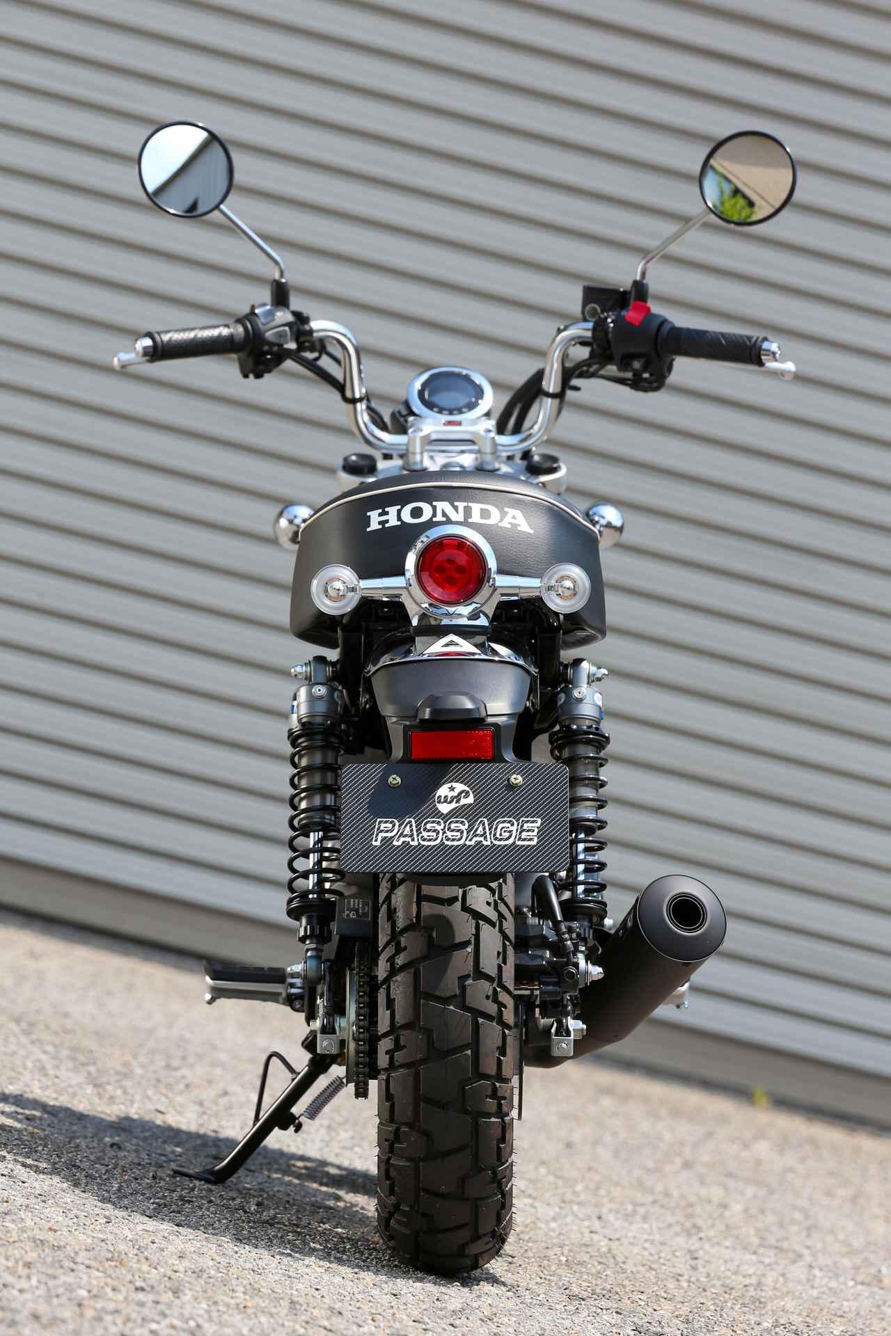Images : 10番目の画像 - 気になるモンキーFSの写真をもっと見る! - LAWRENCE - Motorcycle x Cars + α = Your Life.